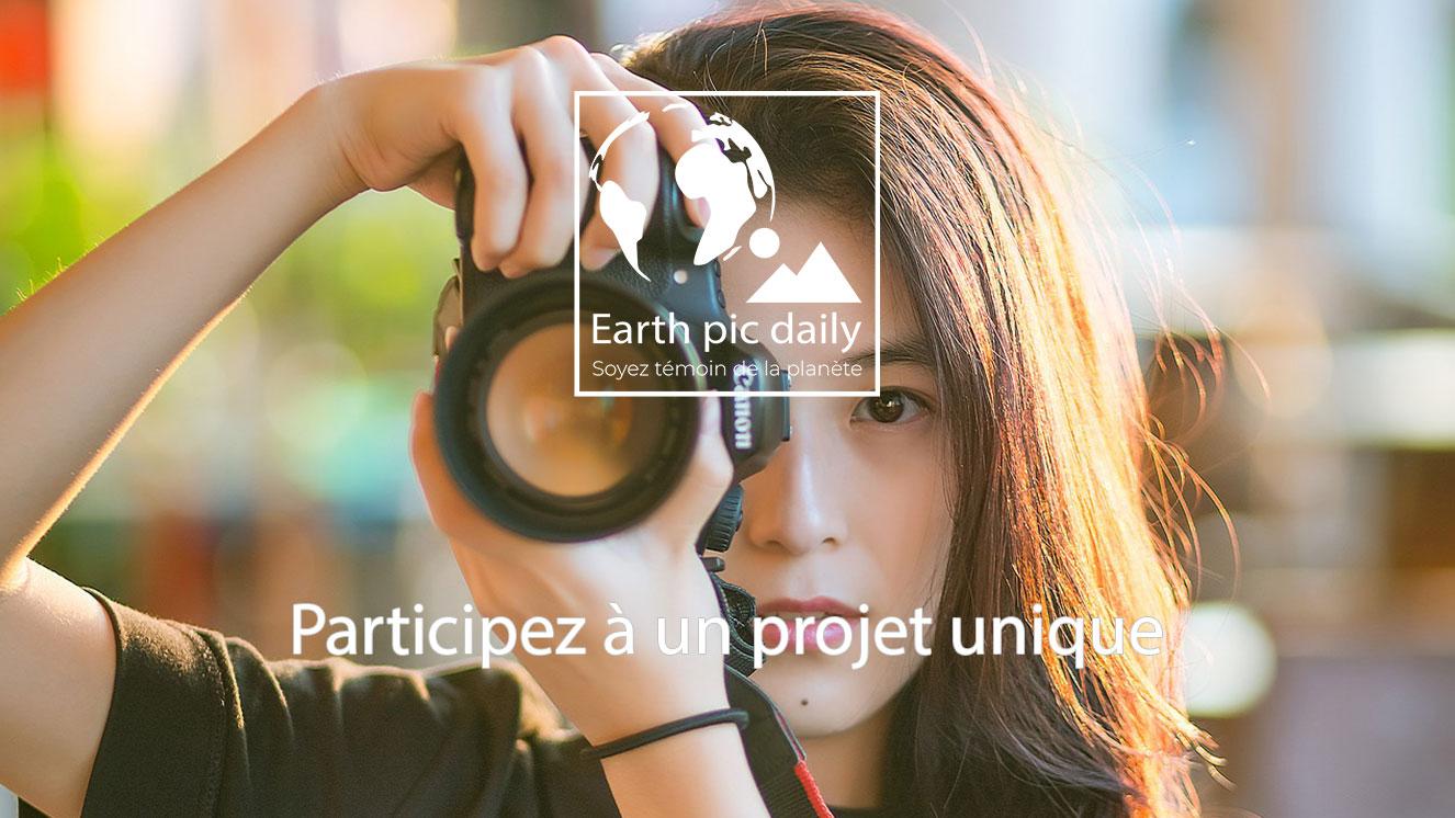 Earth Pic Daily - Soyez témoin de la planète