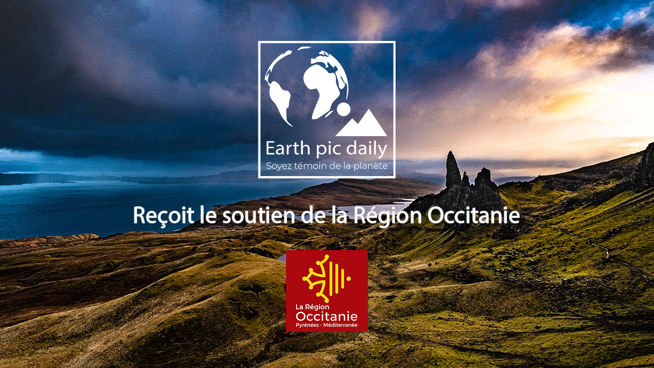 La Région Occitanie / Pyrénées-Méditerranée soutien Erath Pic Daily
